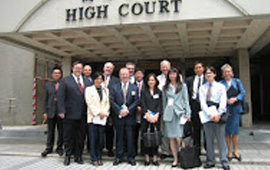 AIPLA Hong Kong High Court  Visit