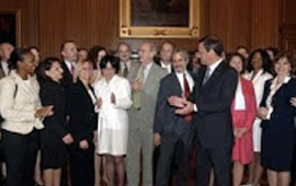 US Supreme Court Swear  In Ceremony
